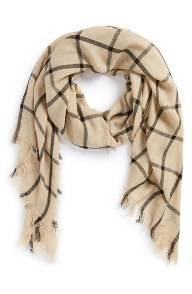 For $22, you can't go wrong with the scarf picture above.