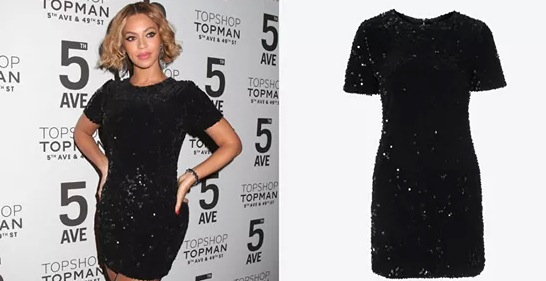 Dress like Beyonce