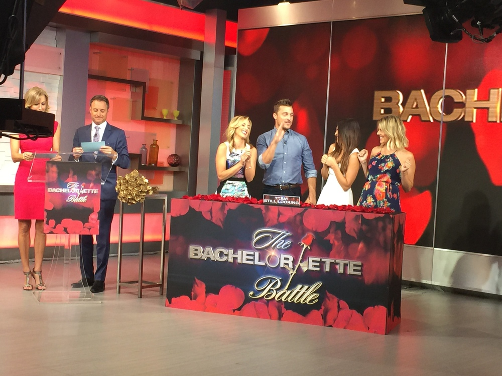 VIDEO: Behind the Scenes of the Bachelor Reunion on GMA