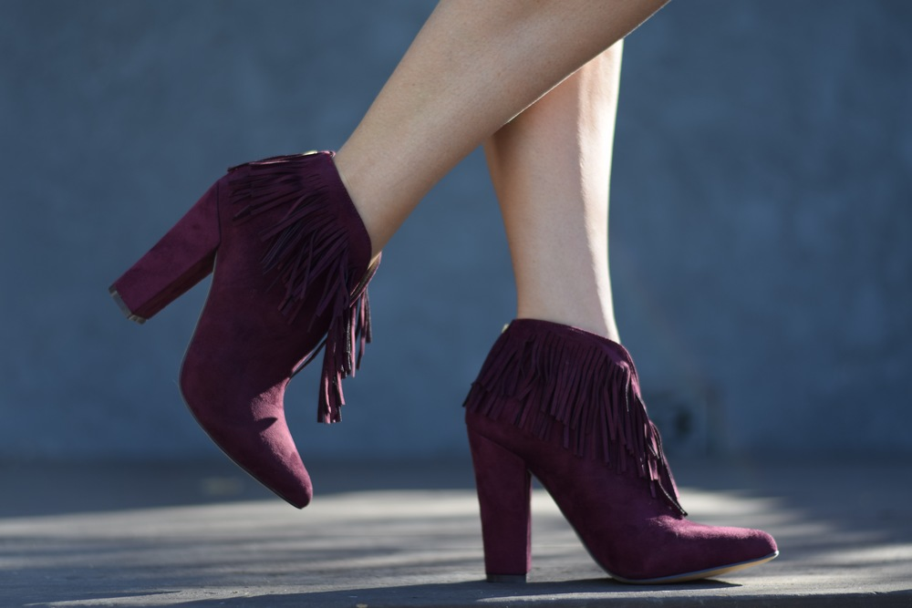 Fall Booties for under $100
