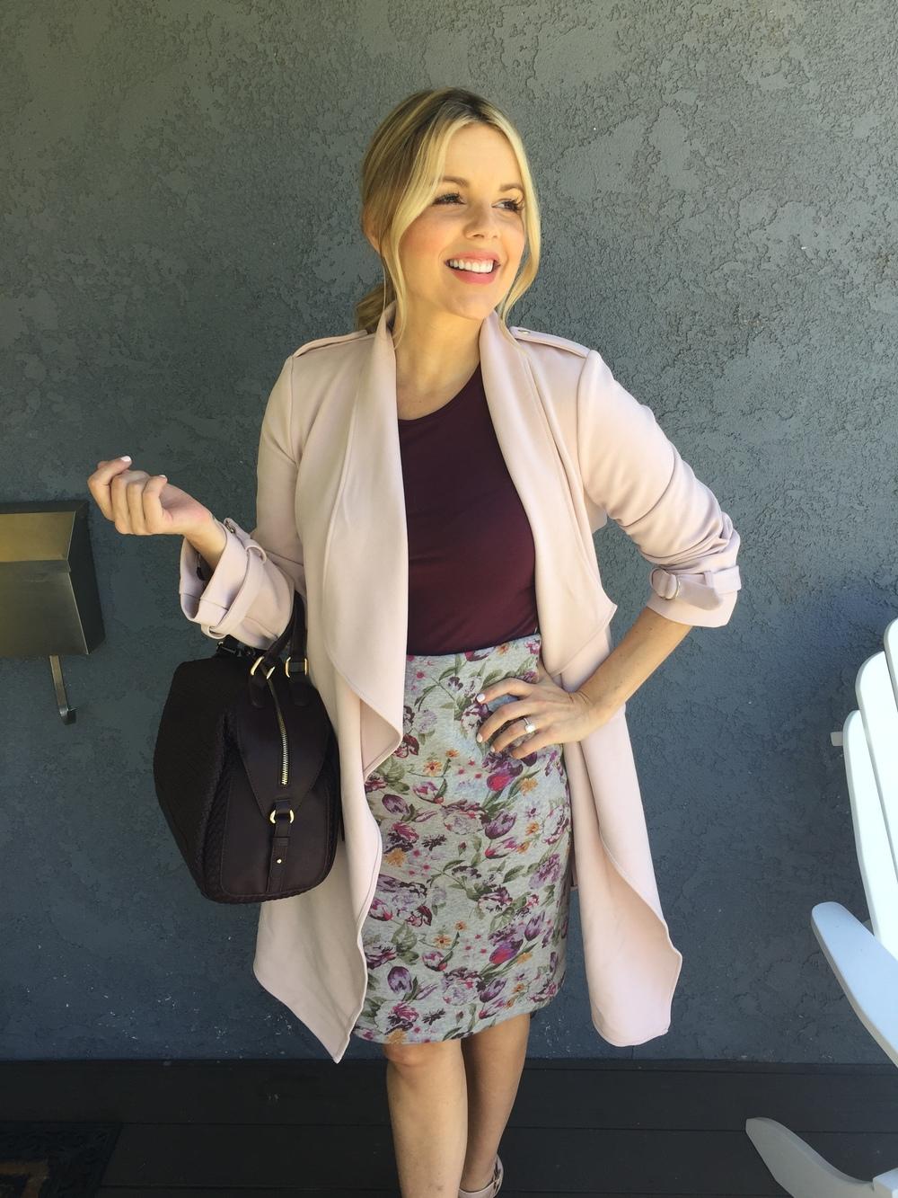 Mommy Meetings! My ENTIRE Look is on Sale!!!