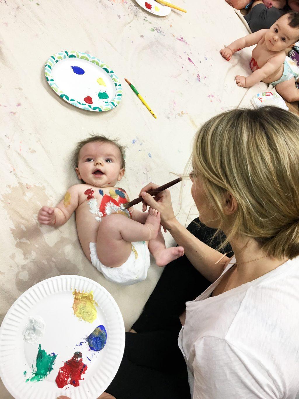 Baby Sensory Class
