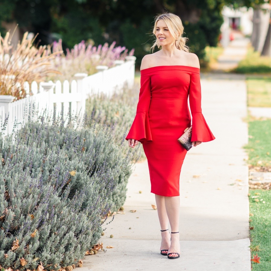 Little Red Dress - Valentines Day Dress for $27 | Ali Fedotowsky
