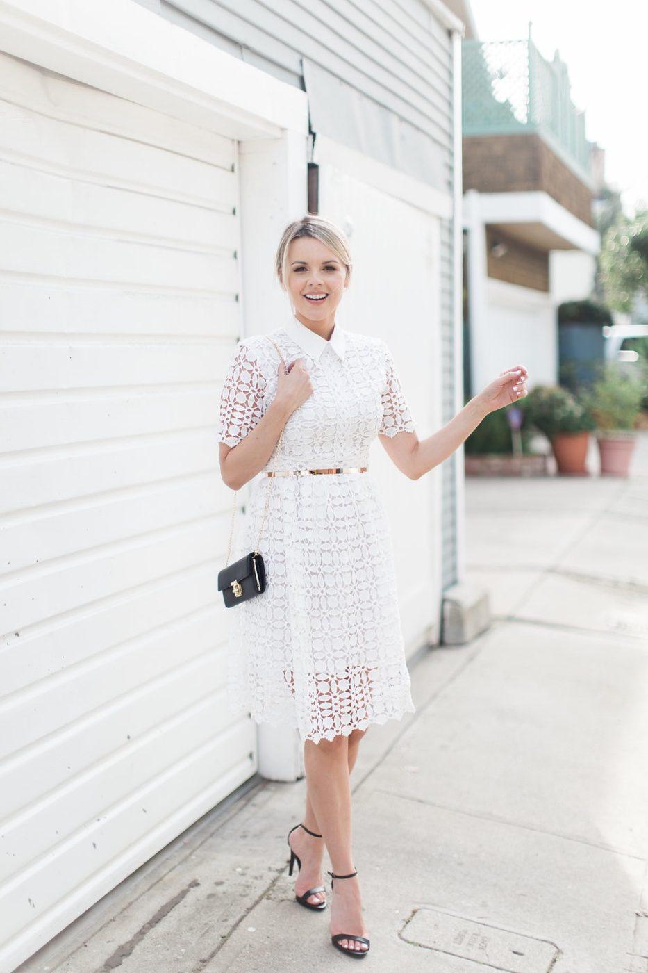Wedding White Lace Dress