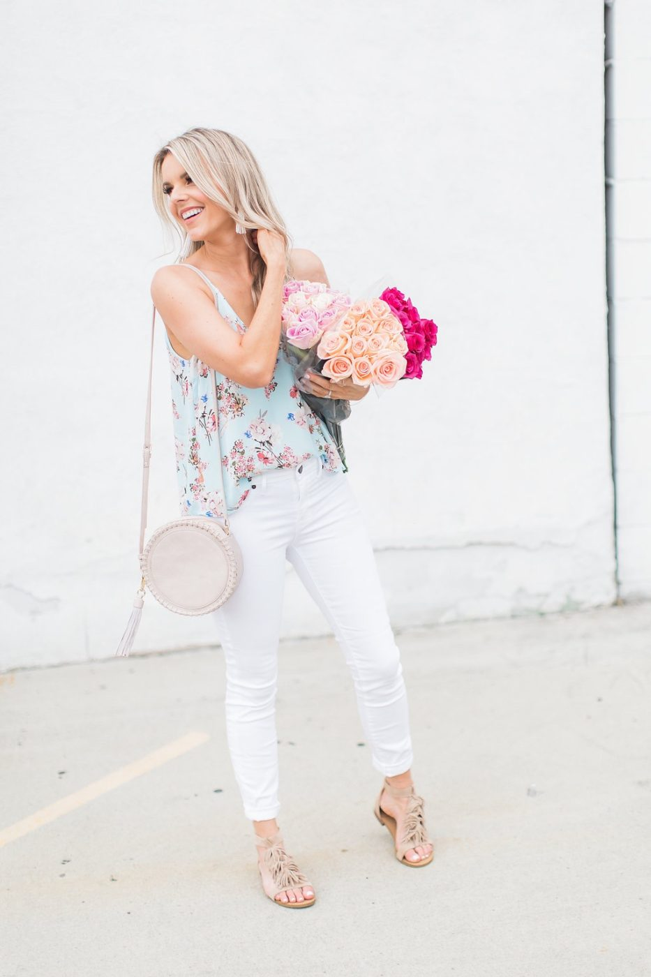 Spring is in the Air! Spring Outfit Ideas.