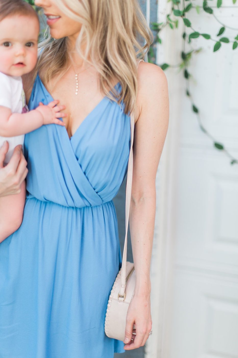 Affordable Dress for Only $26 – Feeling Pretty in Light Blue