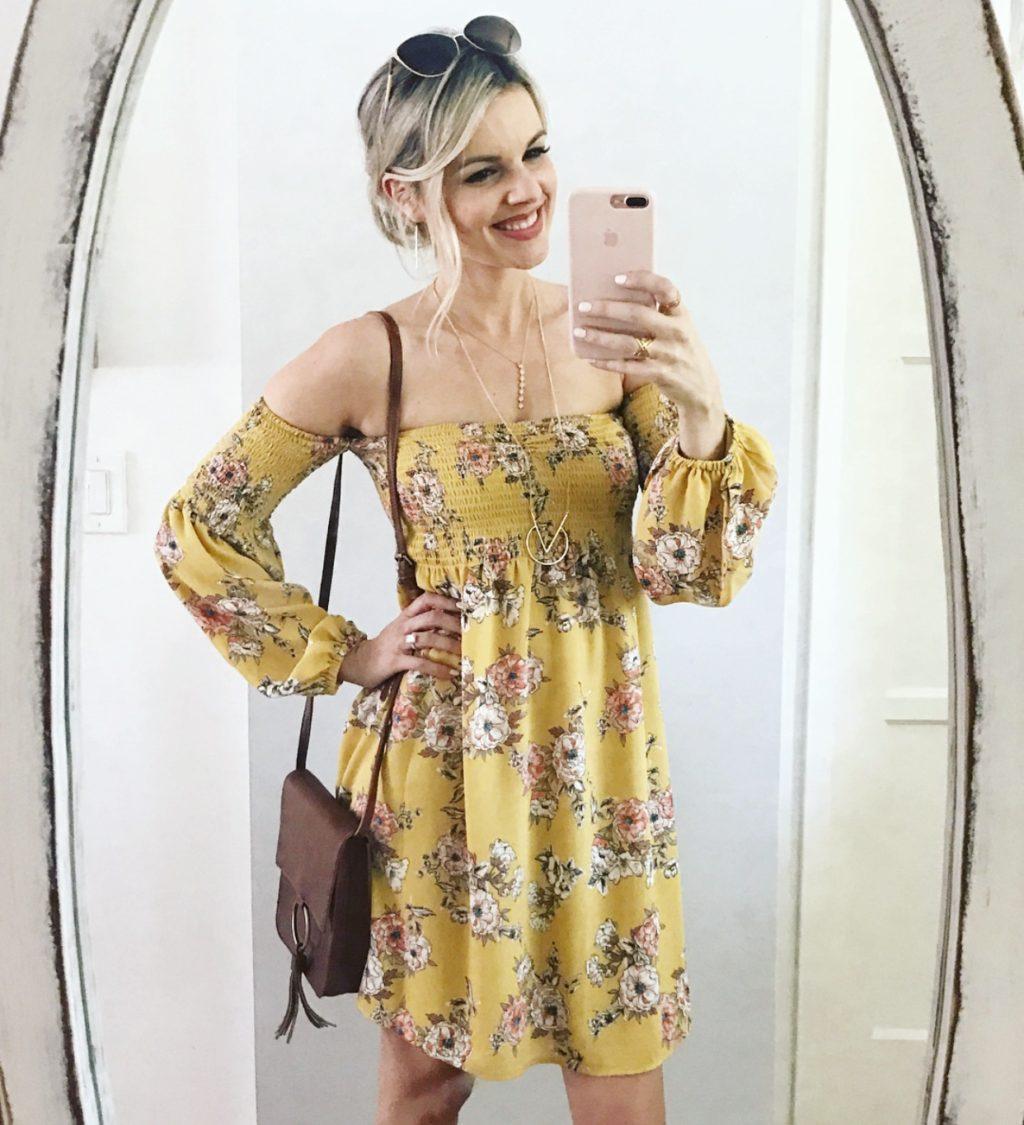 Sunshine Sun Dress – 50 Shades of Yellow!