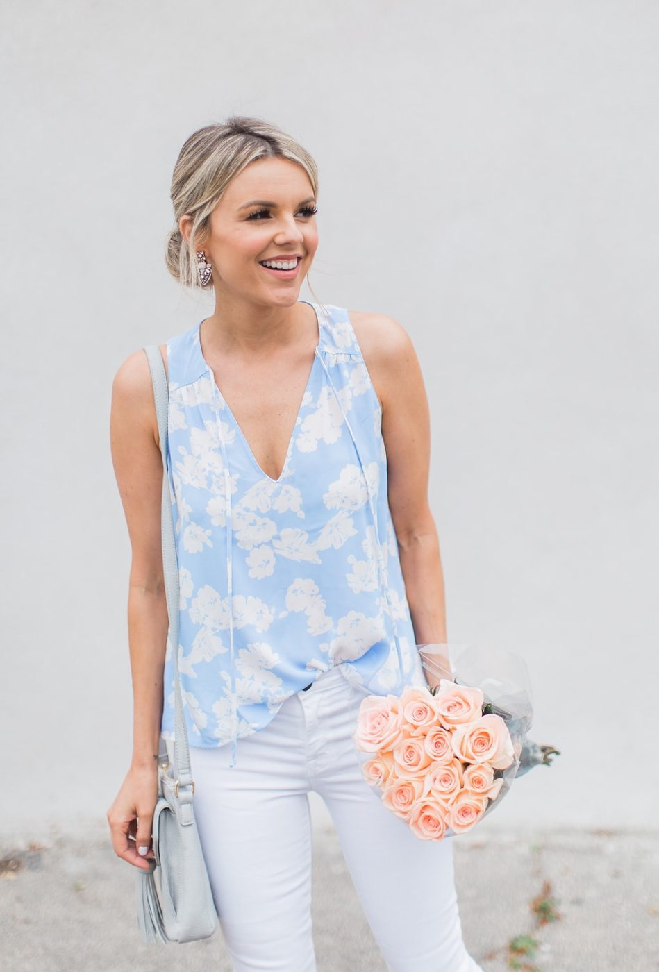 Light and Bright Spring Outfit Idea