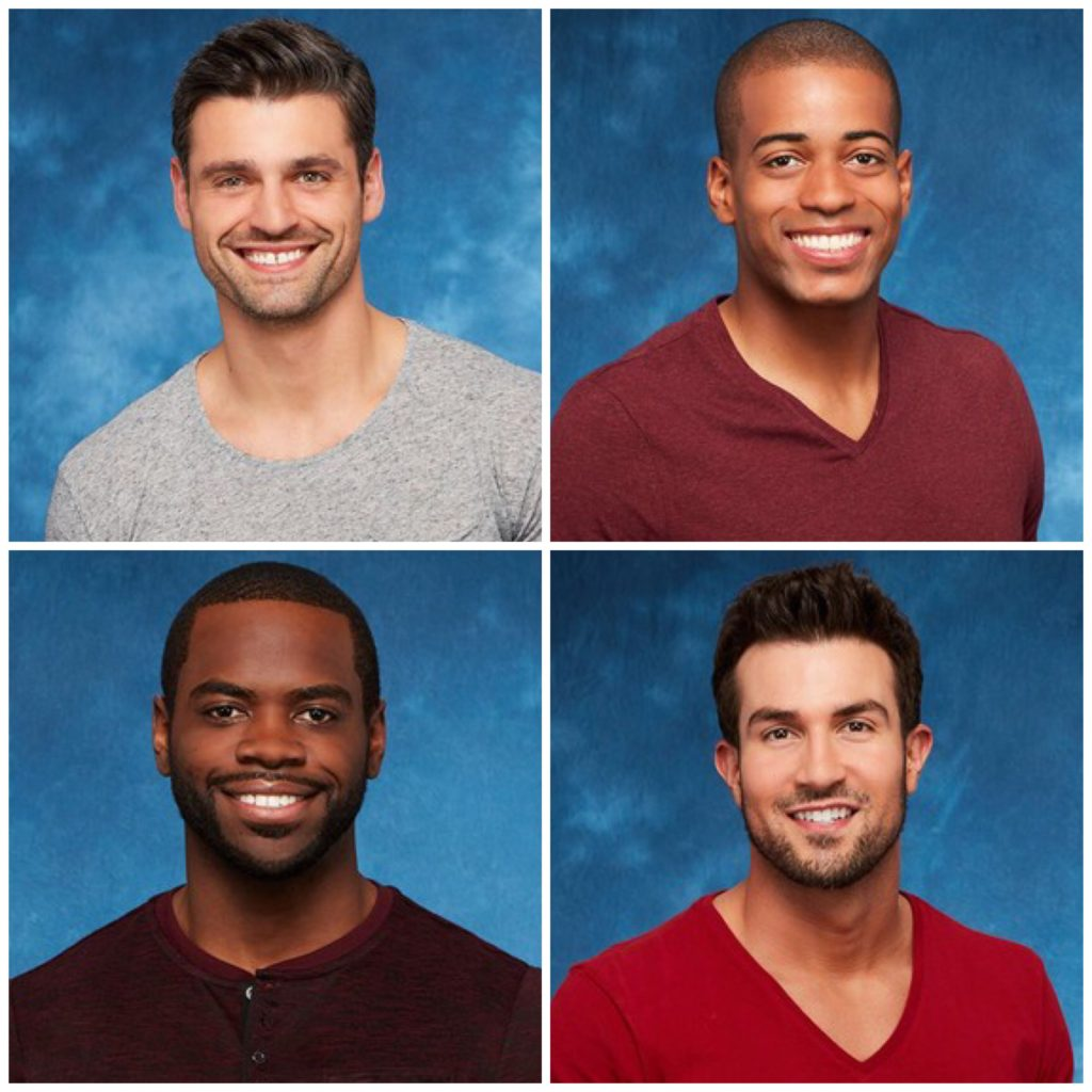 The Bachelorette Premiere and My Top 4 Picks!