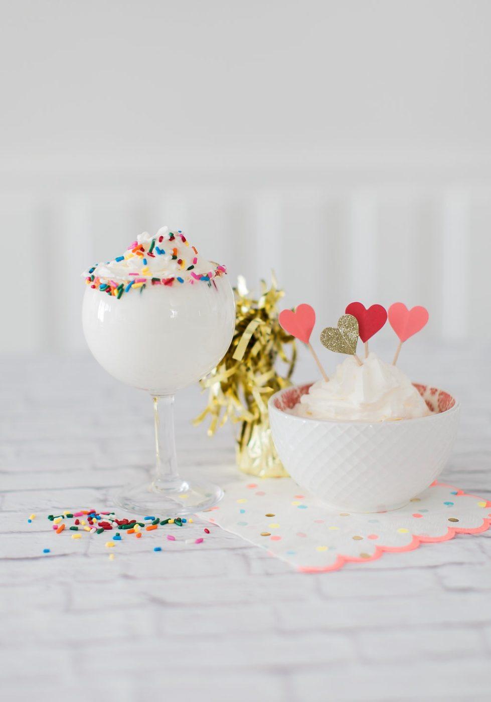 Birthday Cake Cocktail! Introducing Ali Luvs Happy Hour!