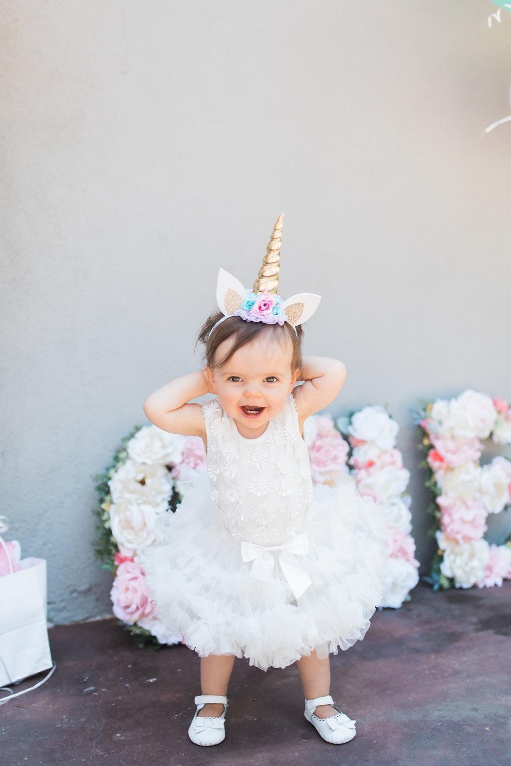 Baby\'s 1st Birthday! Unicorn Birthday! | Ali Fedotowsky