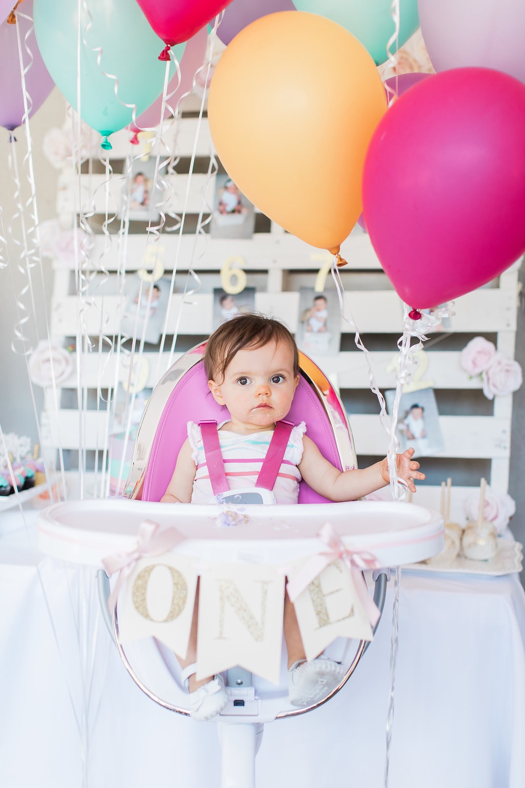 Baby\'s 1st Birthday! Unicorn Birthday! | Ali Fedotowsky