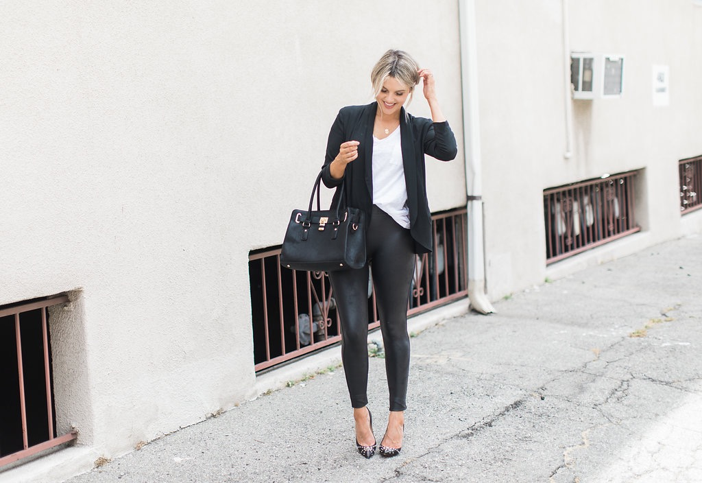 fb2d649addbad However a crossbody bag like the one I styled above would also work. Again,  just throw on a black pair of heels and you're good to go!