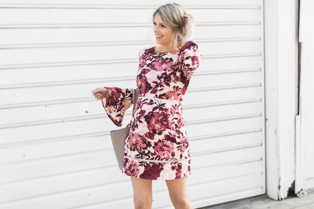 Maroon Florals on Sale!