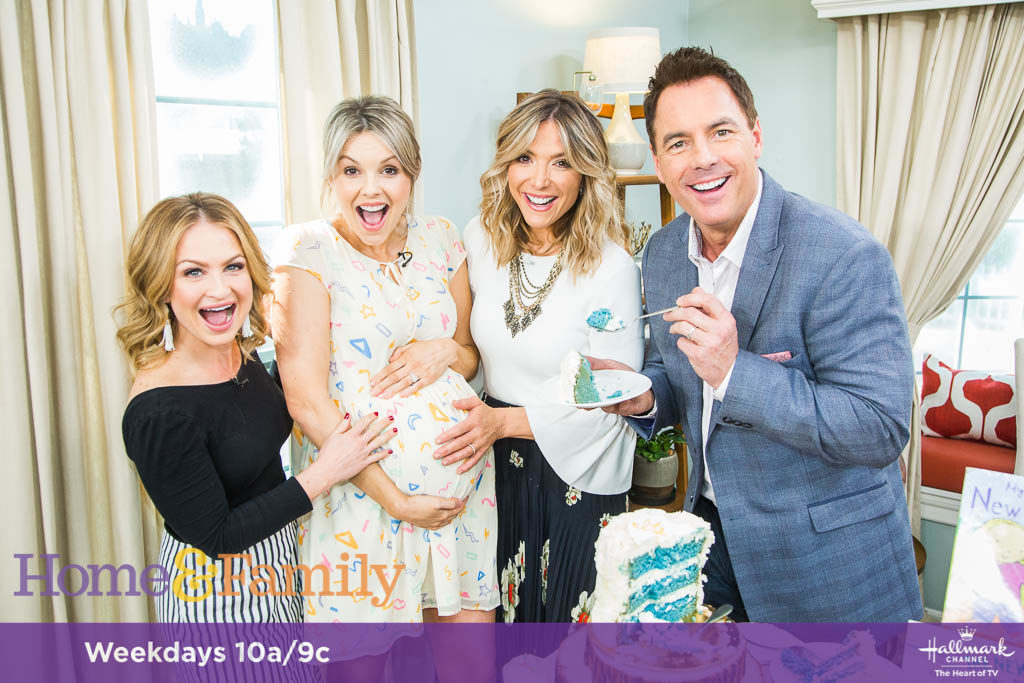 Our Gender Announcement on Home & Family!