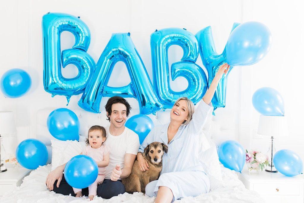 We're Having a Boy!