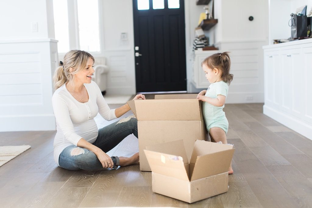 Moving with A Toddler – My Top Tips