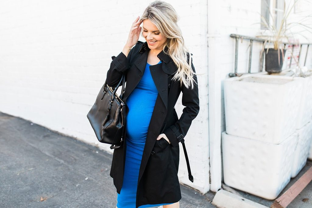 Dressing for the Office or a Meeting while Pregnant