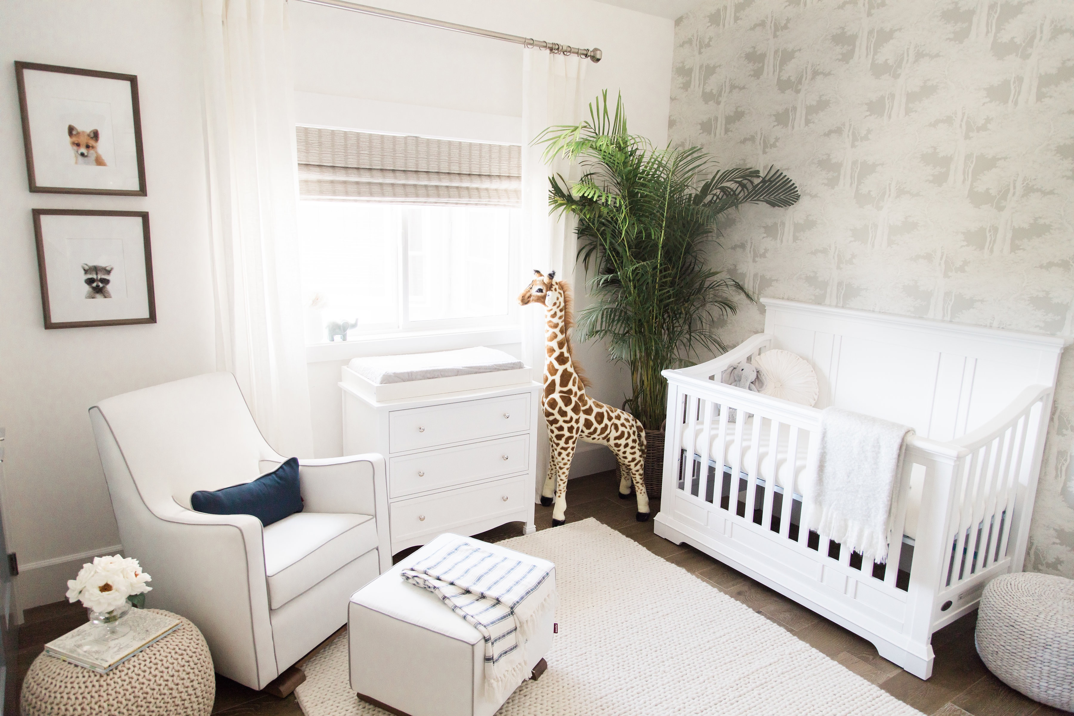 In Molly S Nursery When She Was A Baby We Just Used The Top Of Dresser As Changing Table But Since Turned Our Little Guy Into