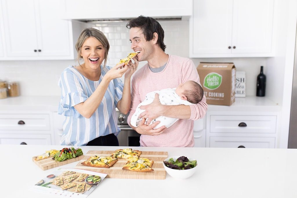 Healthy Flatbread for Mom, Dad and the Kiddos!