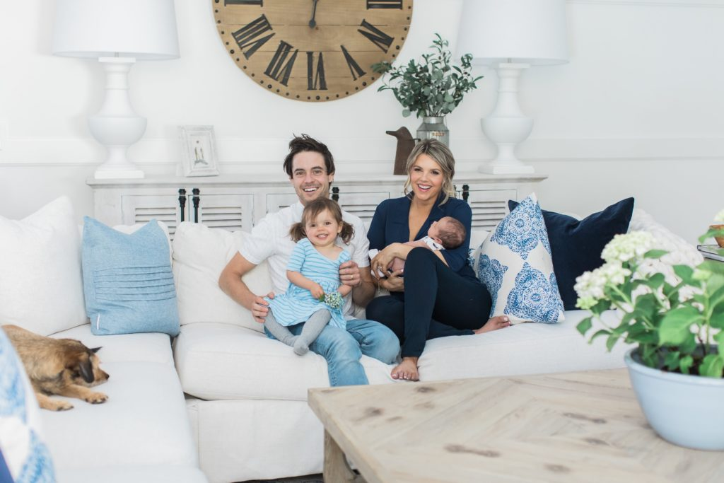 Ali Luvs Home Tour – Family Room
