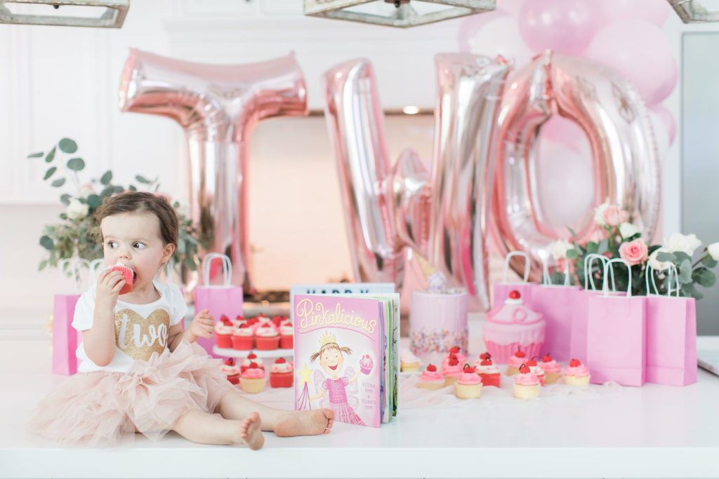 Molly's Pinkalicious Themed 2nd Birthday Party!