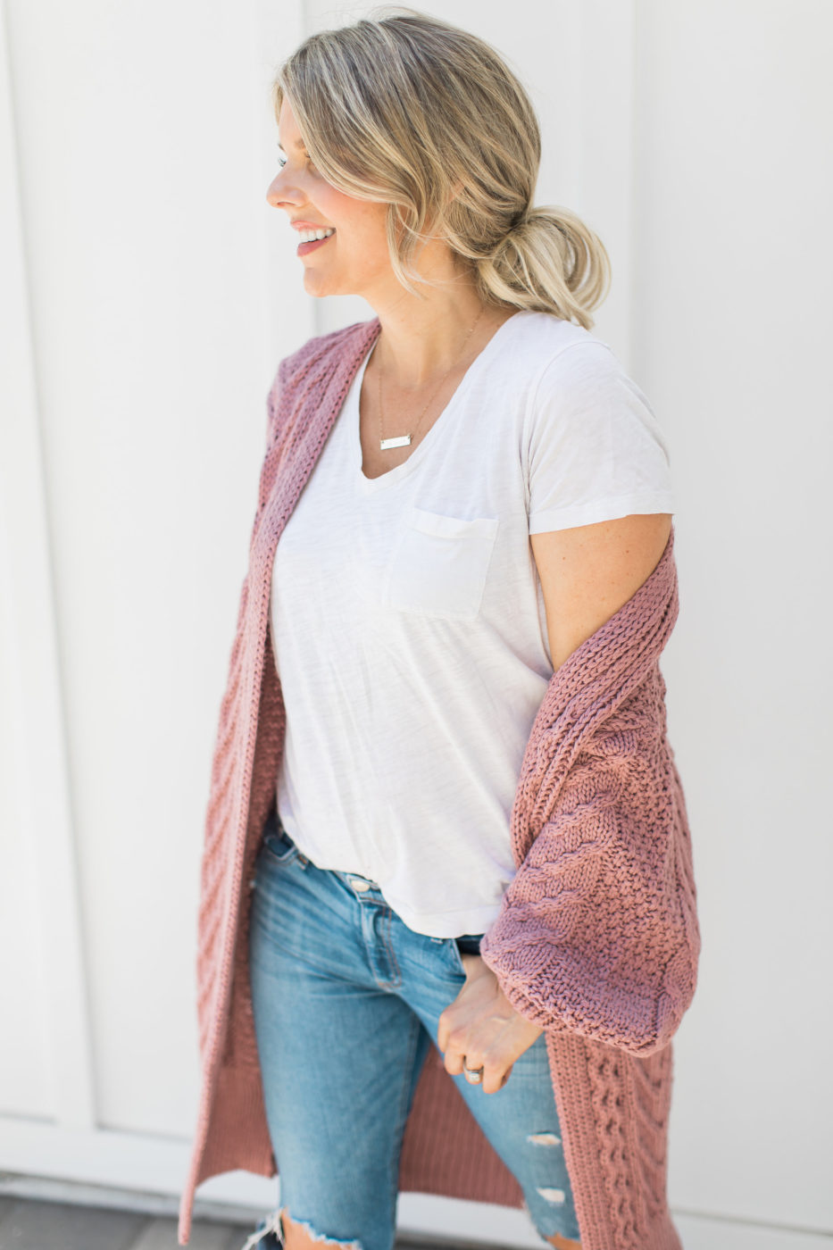 Three Cardigans – $30 to $60