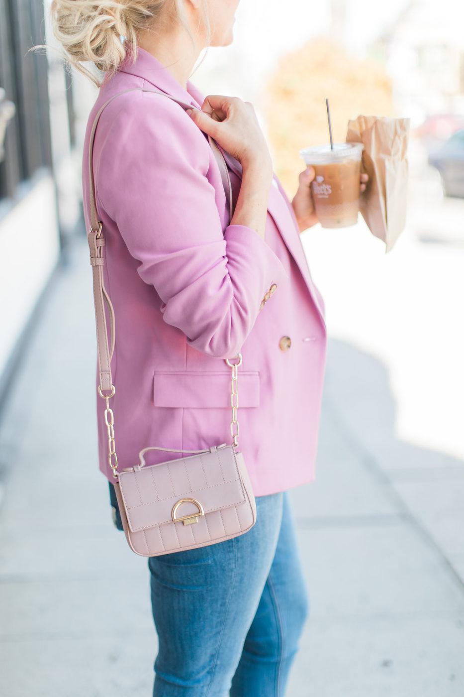 Think Pink! Nsale Pink Blazer