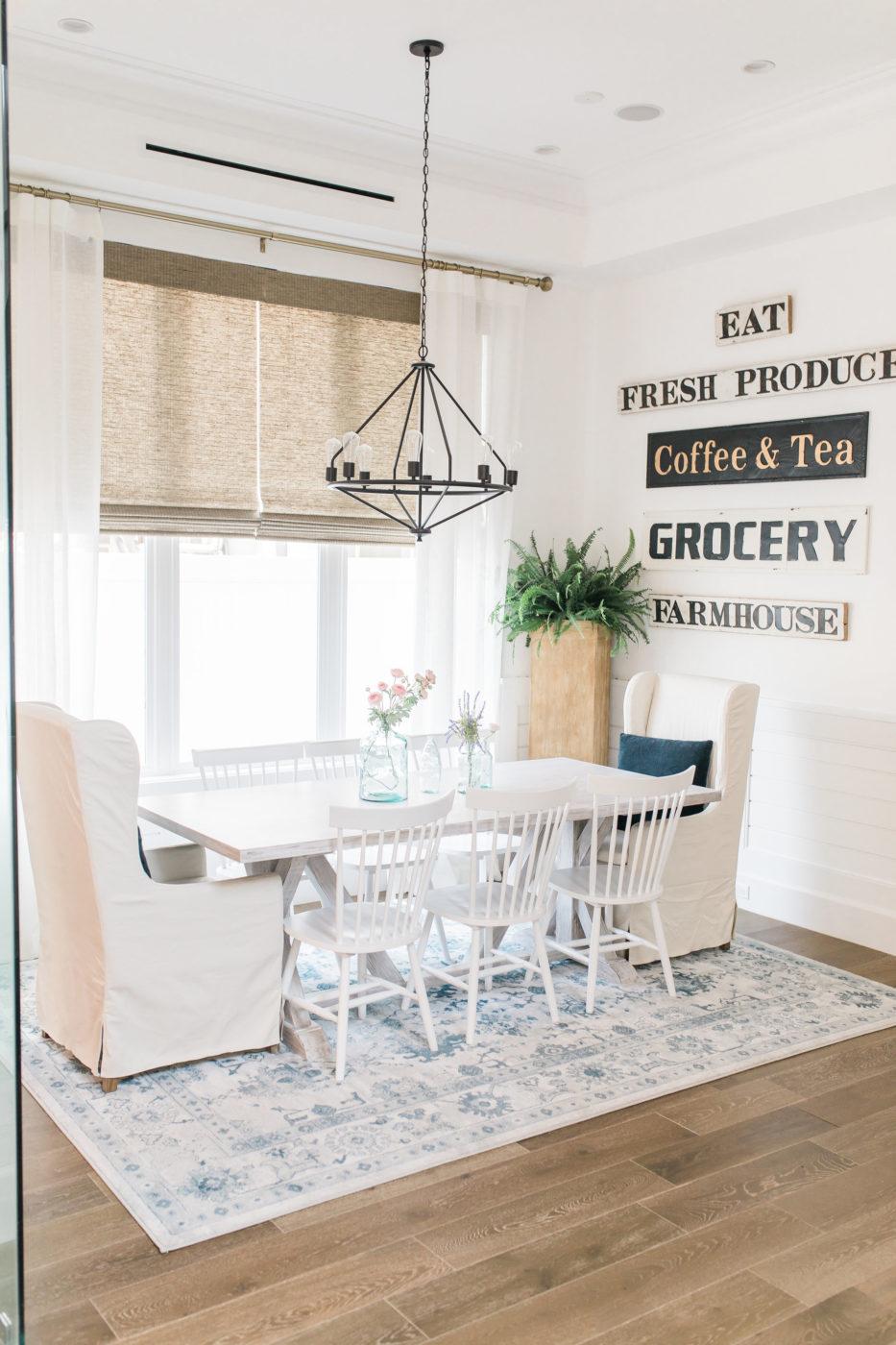Ali Luvs Home Tour – Dining Room