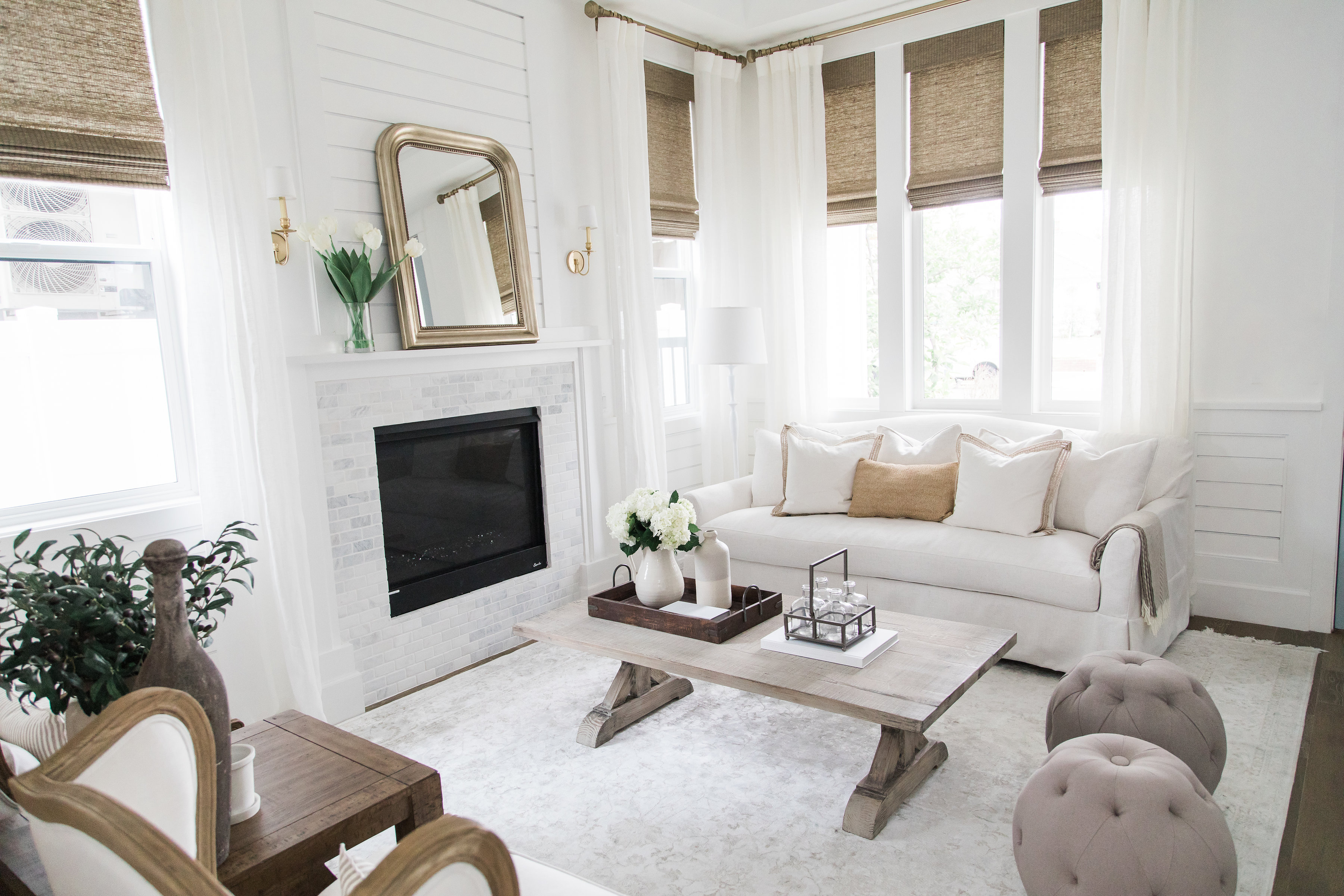 Ali Luvs Home Tour - Formal Living Room | Ali Fedotowsky