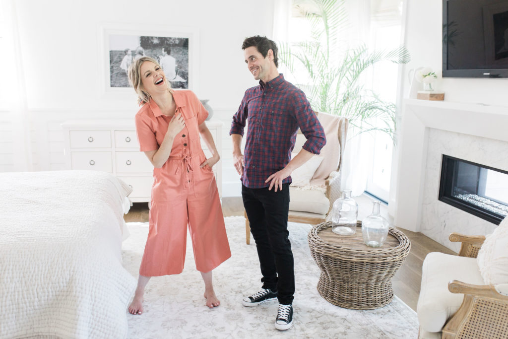 Yup…I Like to Dress My Husband ;)