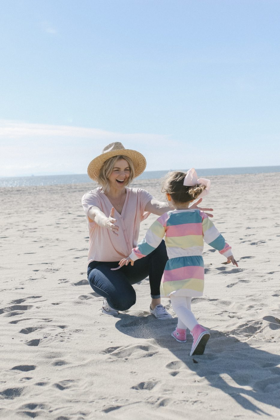 A Day at the Beach – my Last Day of Breastfeeding