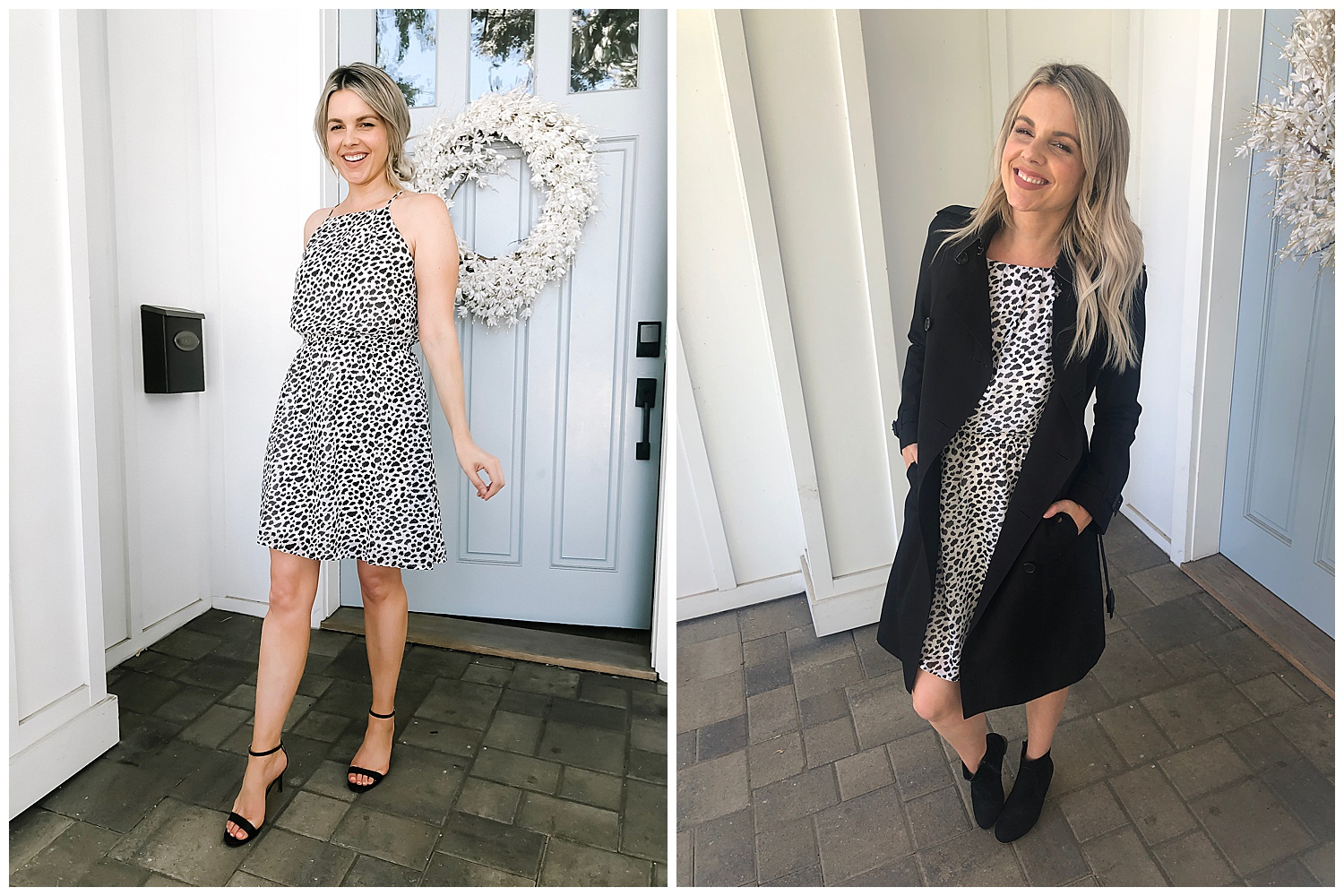 transitional fall and summer dress ali manno