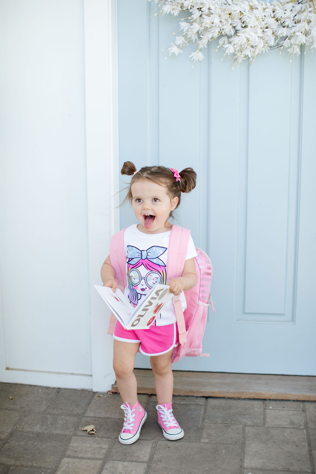 $7 outfit for kids, back to school