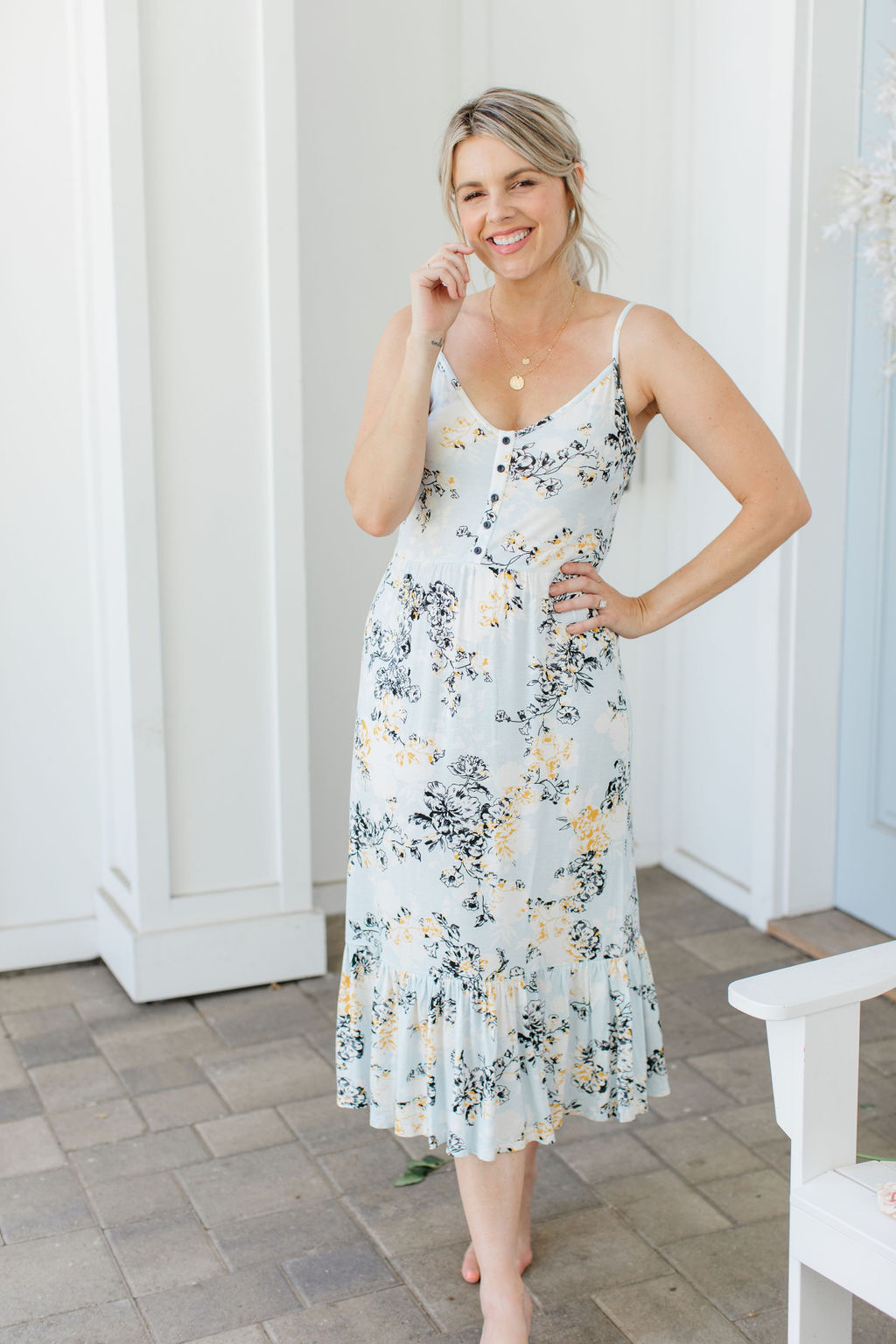 ali fedotowsky manno affordable dress