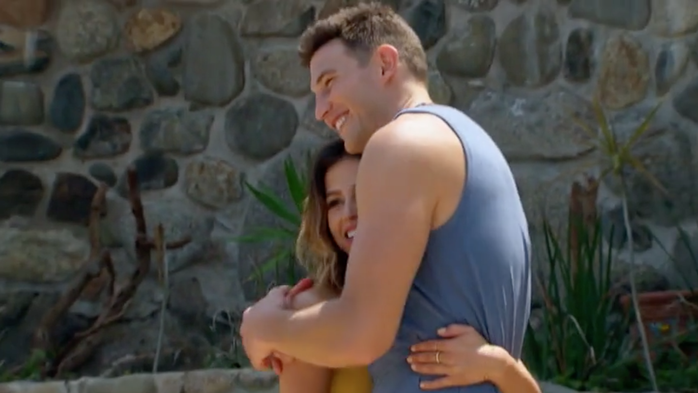 kristina asks blake out on date BIP bachelor in paradise 6