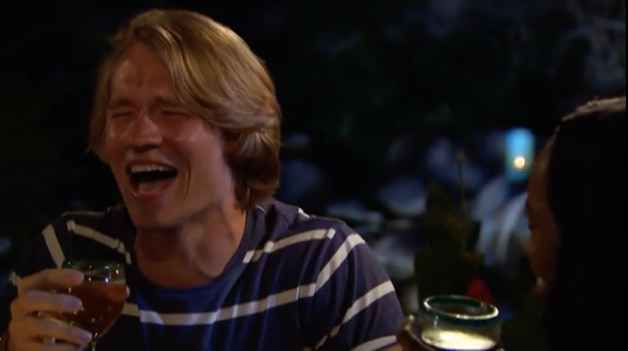 JPJ Tahzjuan date laughing