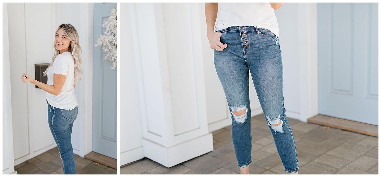 $17 jeans walmart