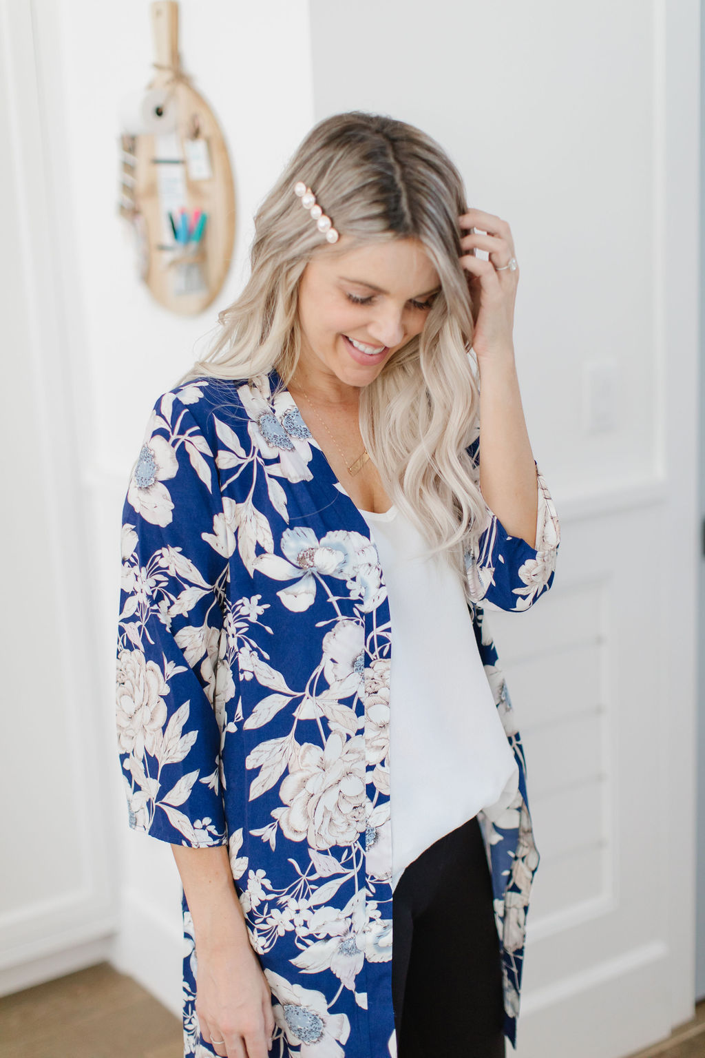 affordable duster kimono