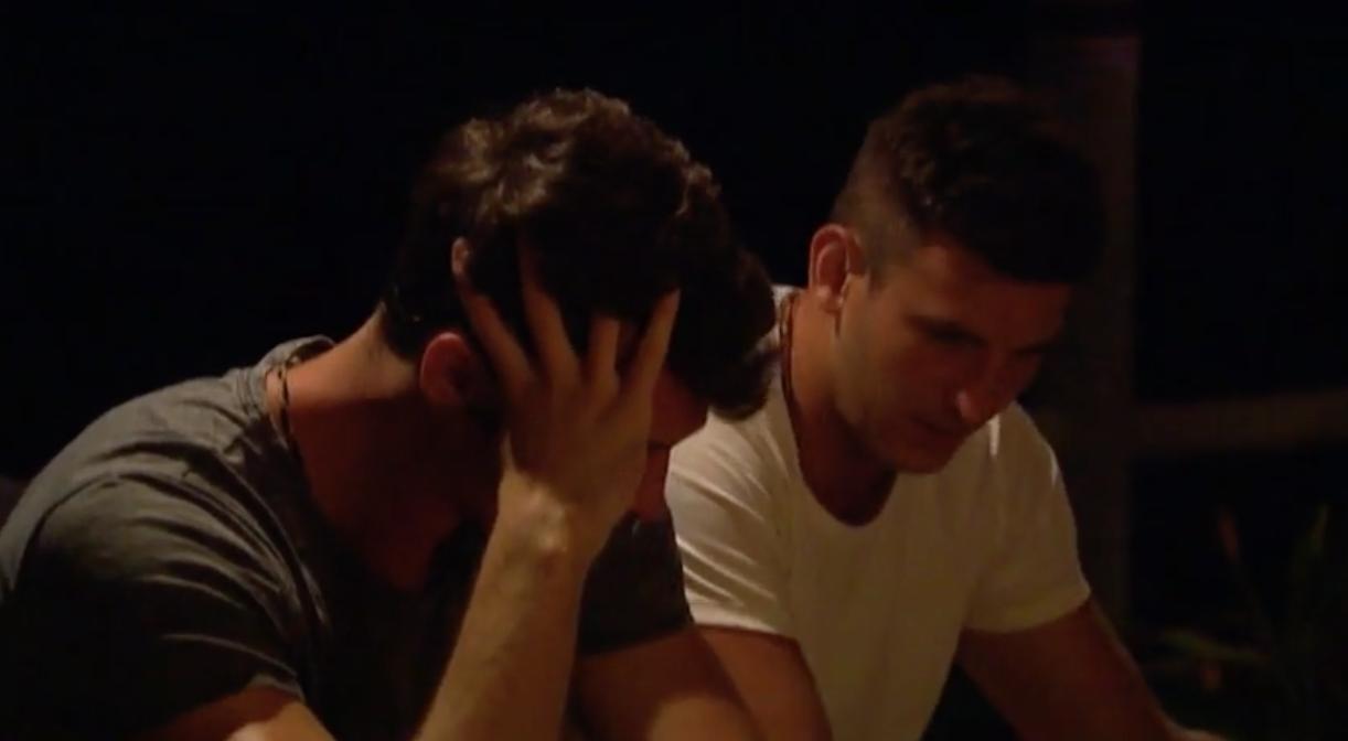 connor crying dean caelynn bip