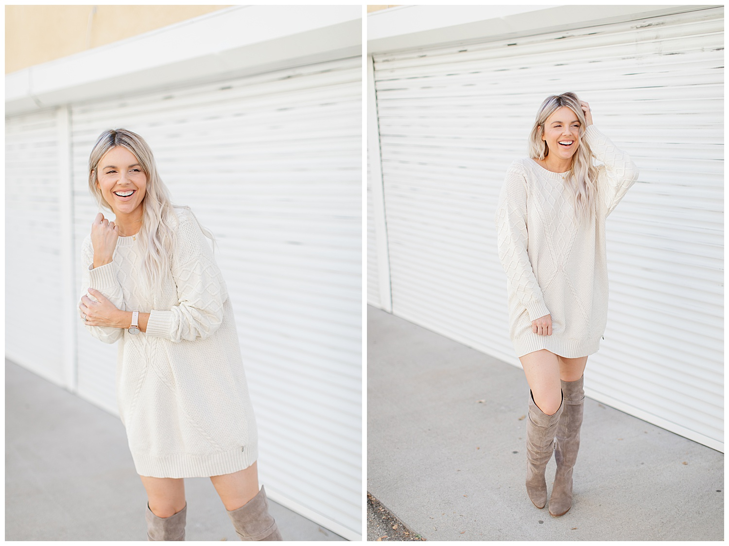 sweater dress affordable jacket