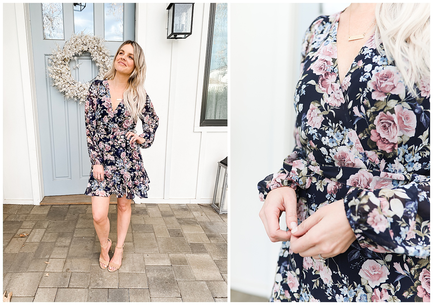 ali manno floral dress my favorite things