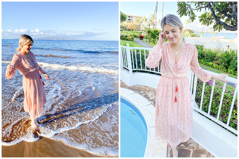 beachy dress for hawaii