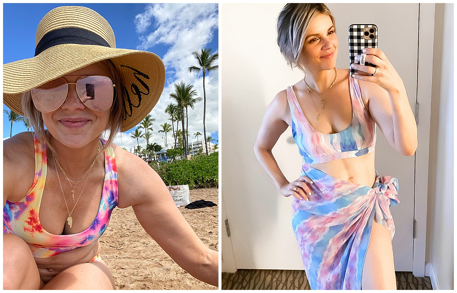 hawaii tie dye outfits