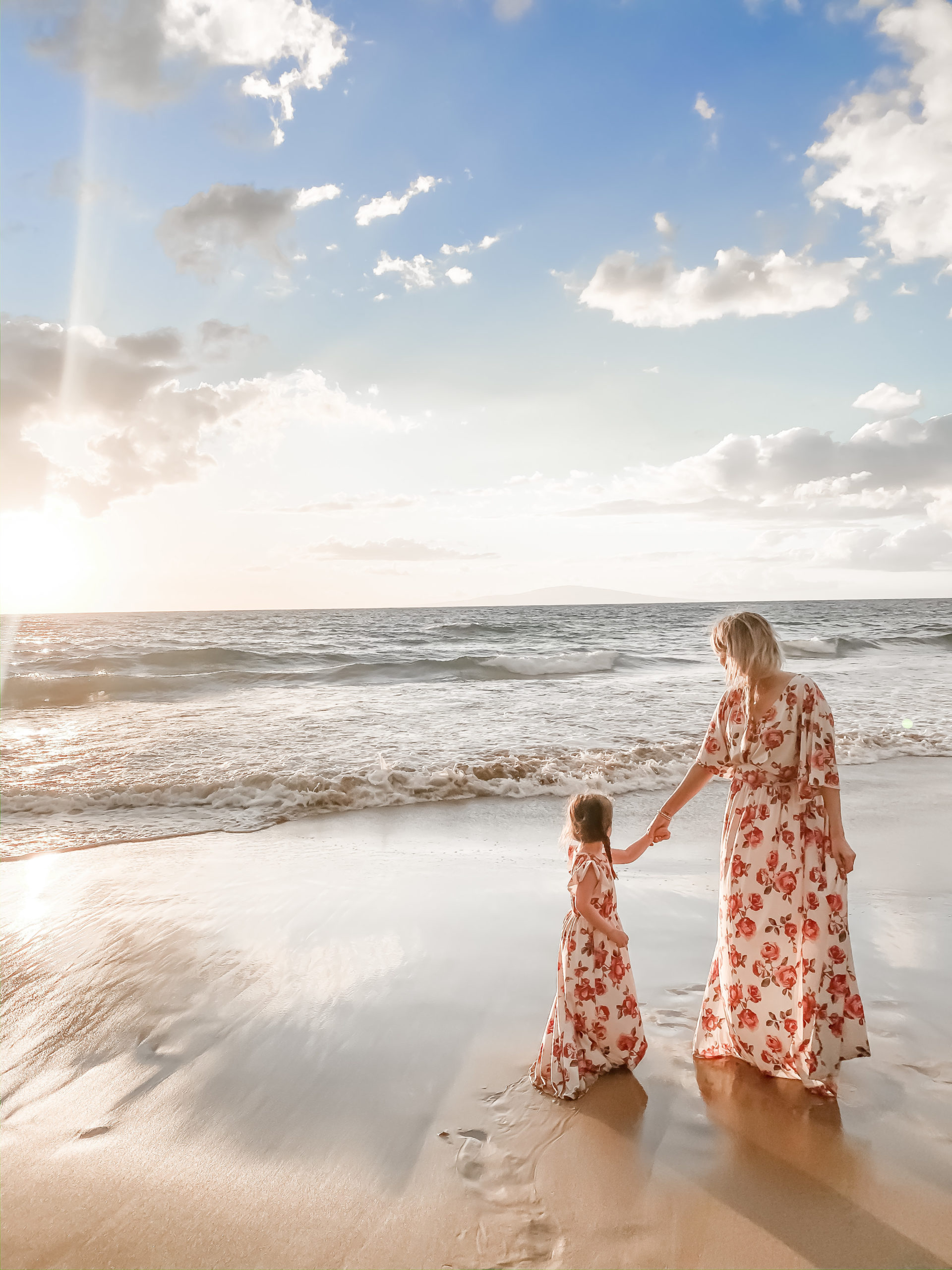 mommy and me dresses hawaii
