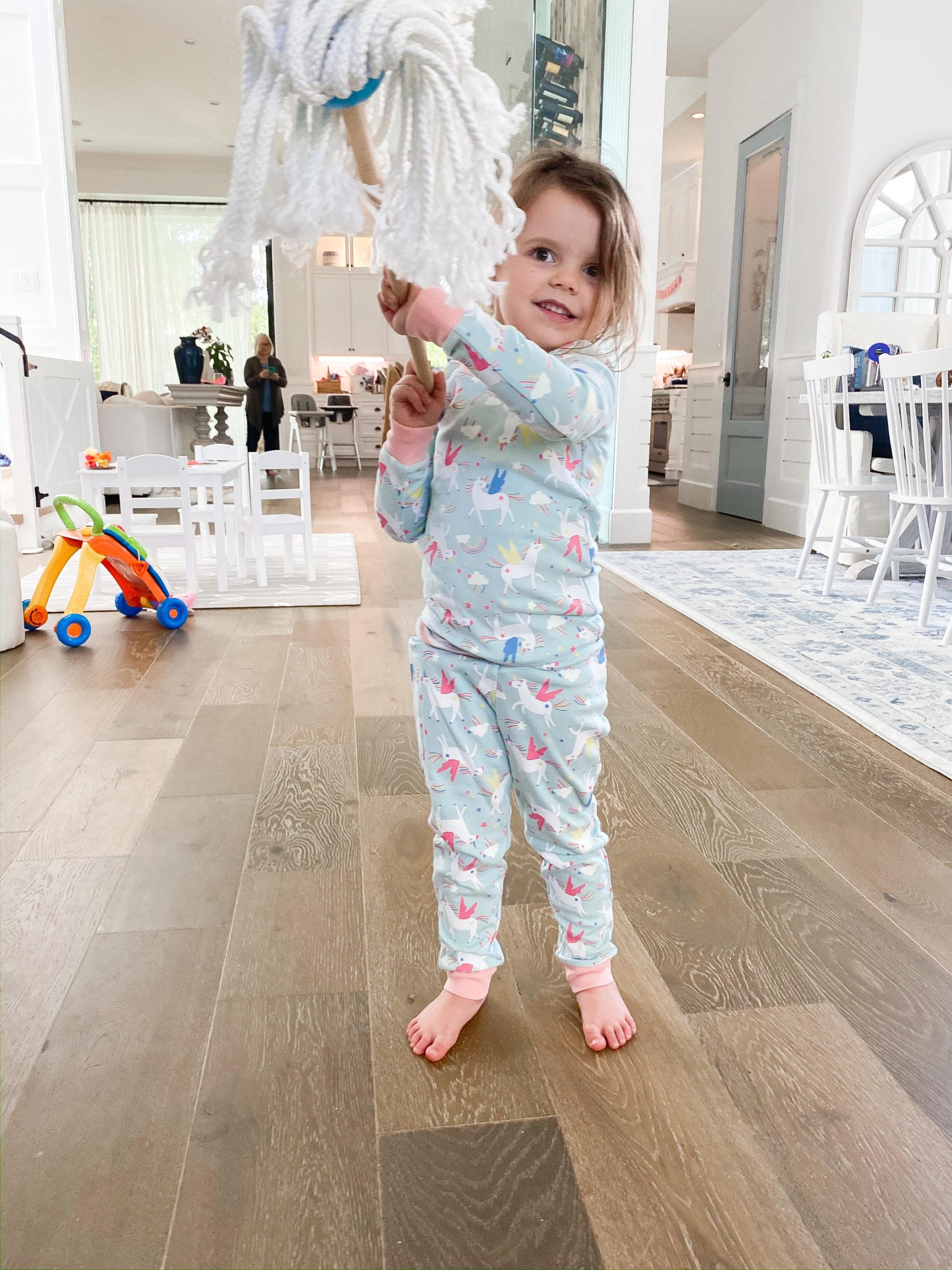 unicorn pajamas activities