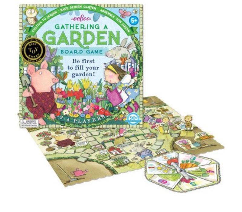activities garden game
