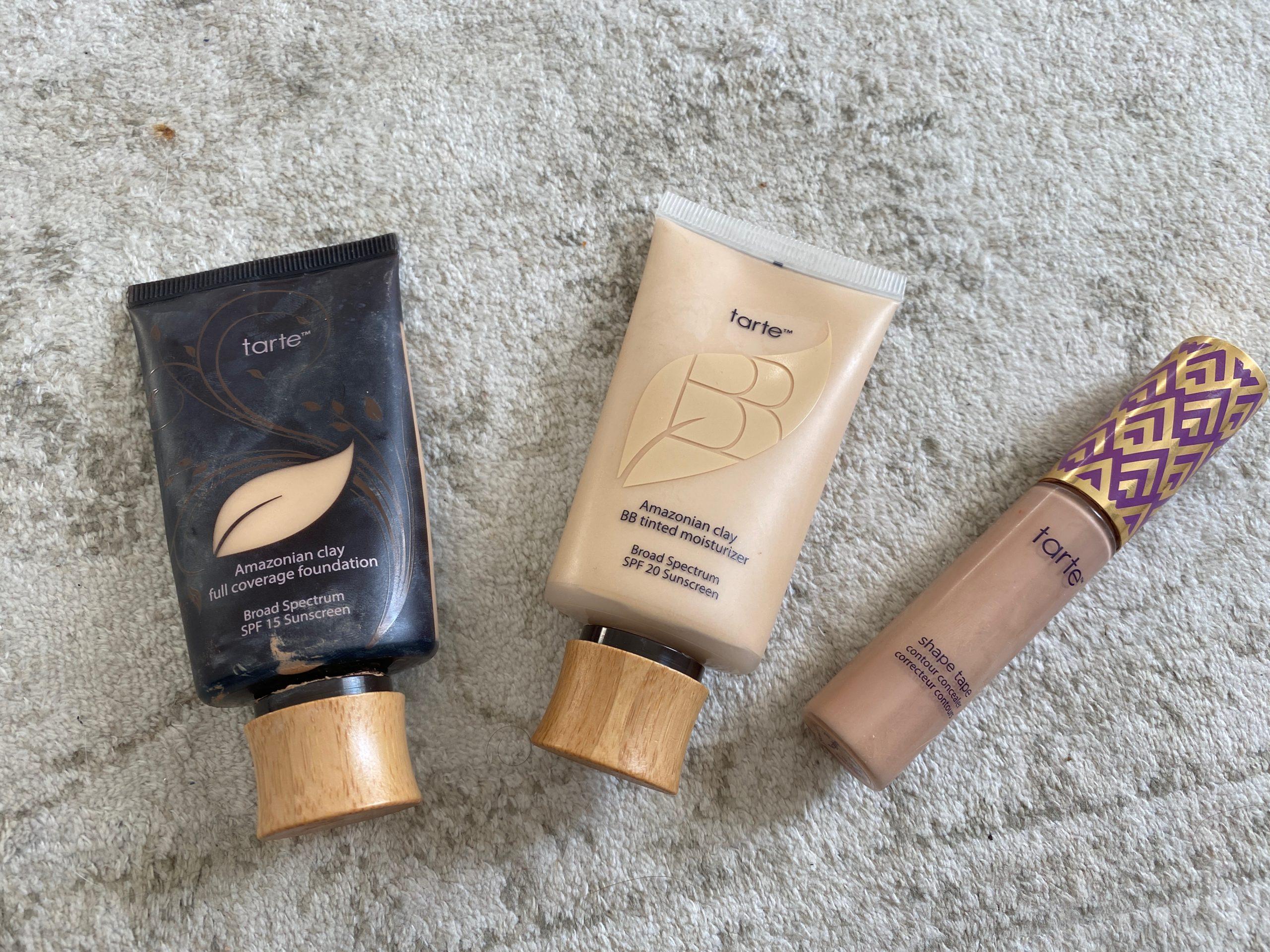 5ish-minute makeup