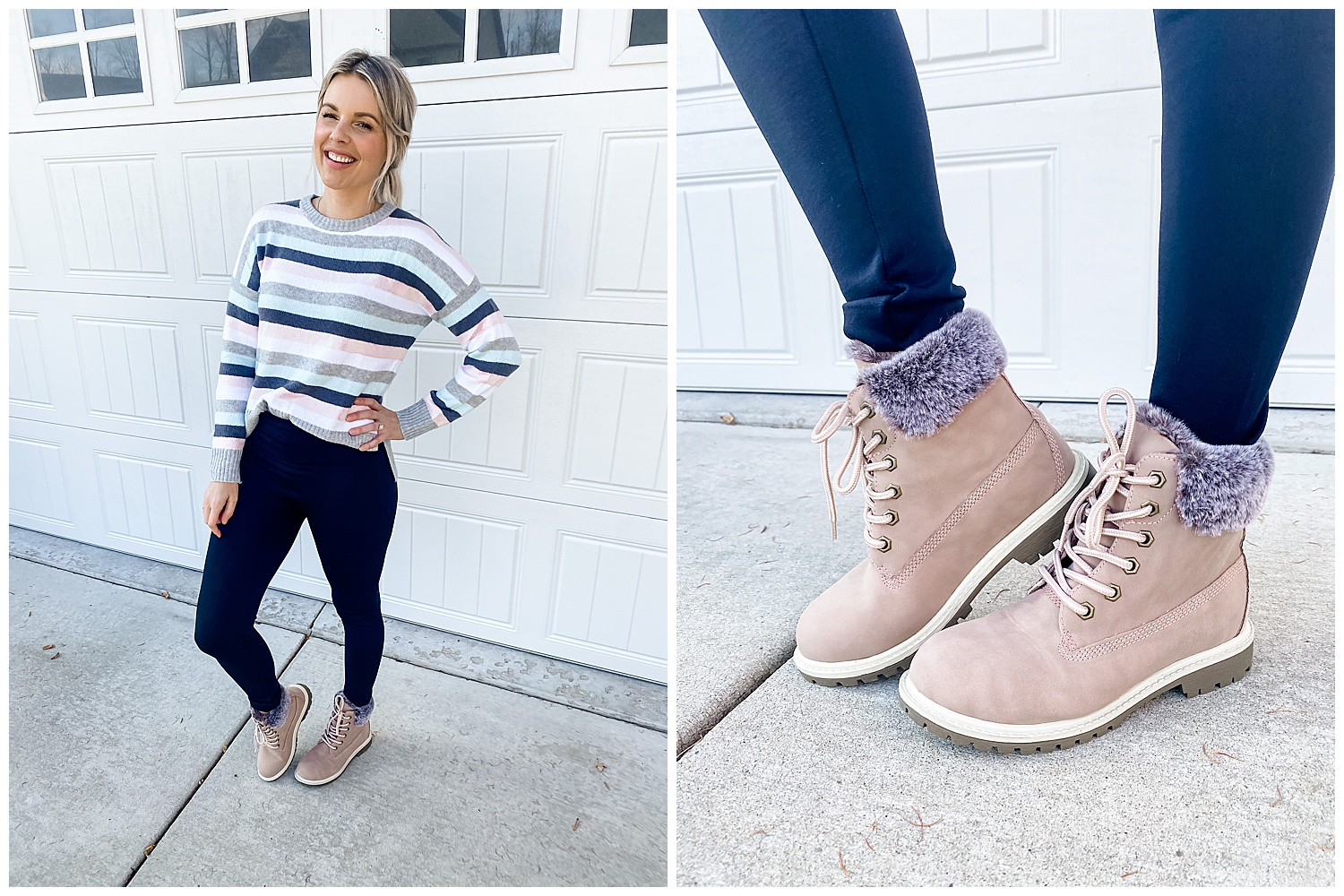 deals for days sweater and boots