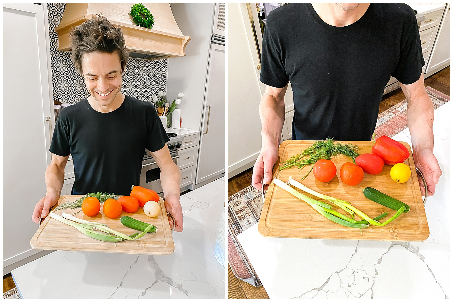 father's day gift idea cutting board